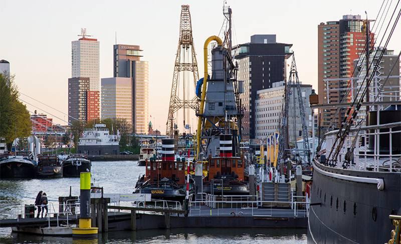 De offshore energie industrie is innovatief en uitdagend