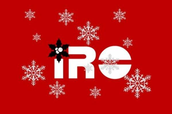 Kerst en Nieuwjaar sluiting IRO kantoor