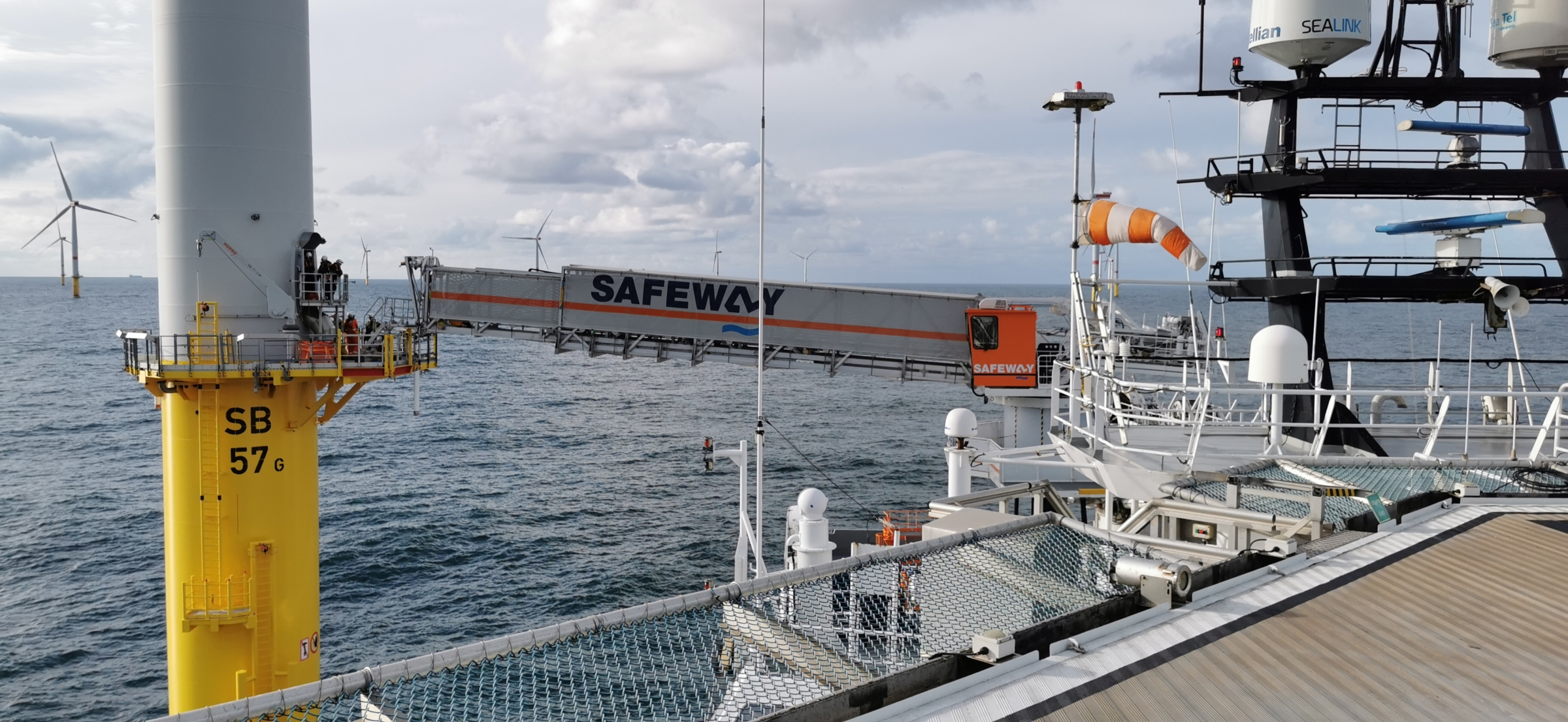 Safeway clinches its first W2W contract with Heerema Marine Contractors  to operate in Taiwan