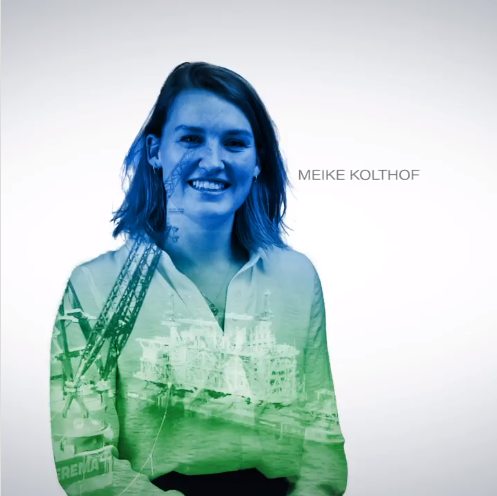 Announcement: Meike Kolthof new Young IRO board member