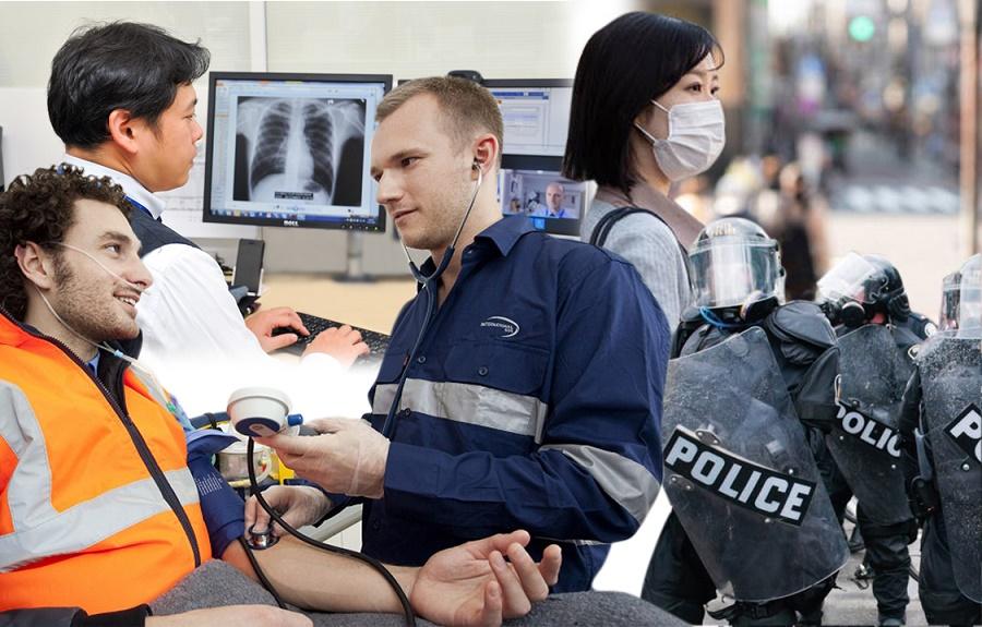 Terugblik op IRO webinar: ondersteunende operaties in een COVID-wereld en daarbuiten