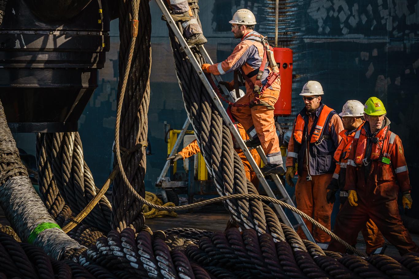 Inspiratie voor jouw carrière in de maritieme, offshore en energiesector