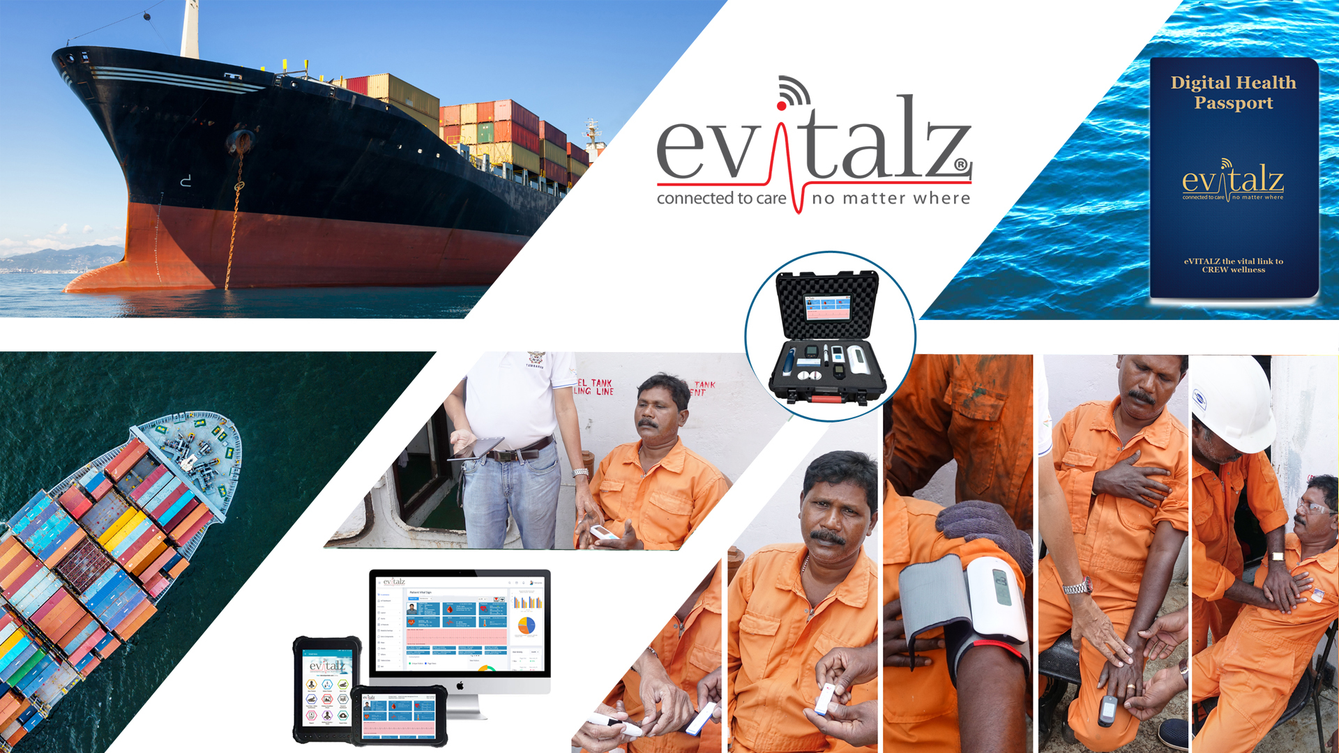 Evitalz signs up as new Inmarsat Fleet Connect dedicated bandwidth application provider