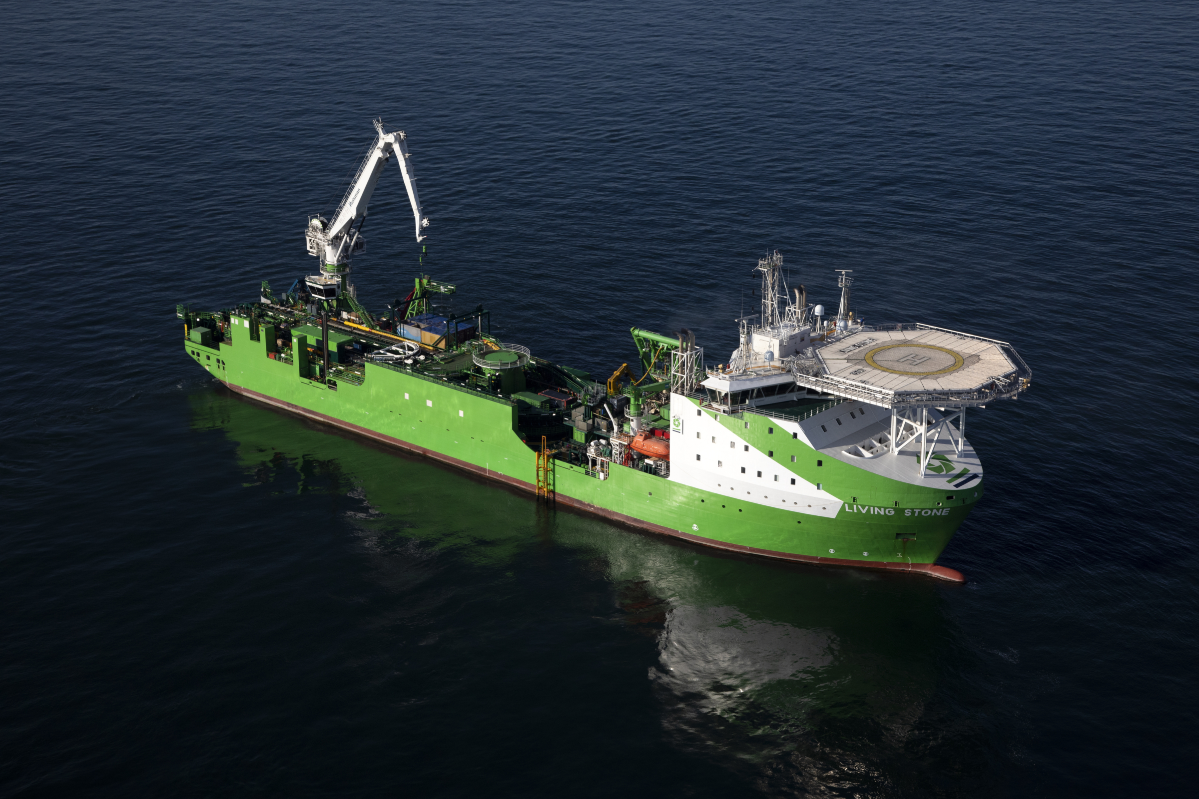 DEME wins first floating offshore wind EPCI contract for the Leucate wind farm