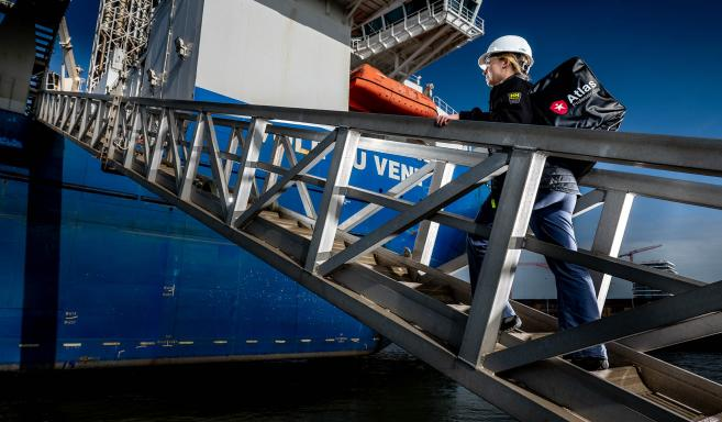 Atlas to supply Quality Management Personnel for Hollandse Kust Noord
