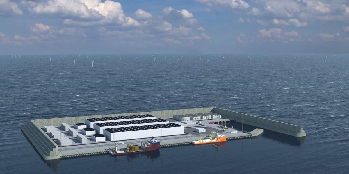 Fugro wins marine site characterisation contract for world's first energy island hub