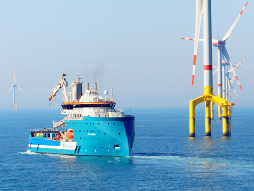 Acta Auriga successfully completed the Bard Offshore project