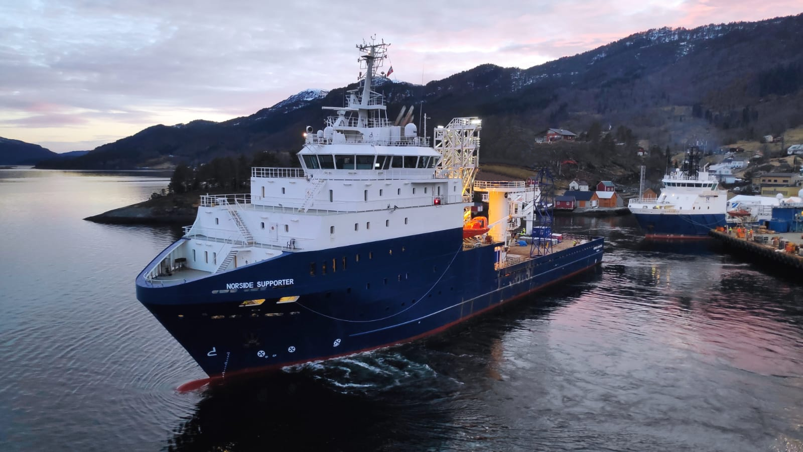 Norside Wind chooses SMST's long term W2W solution