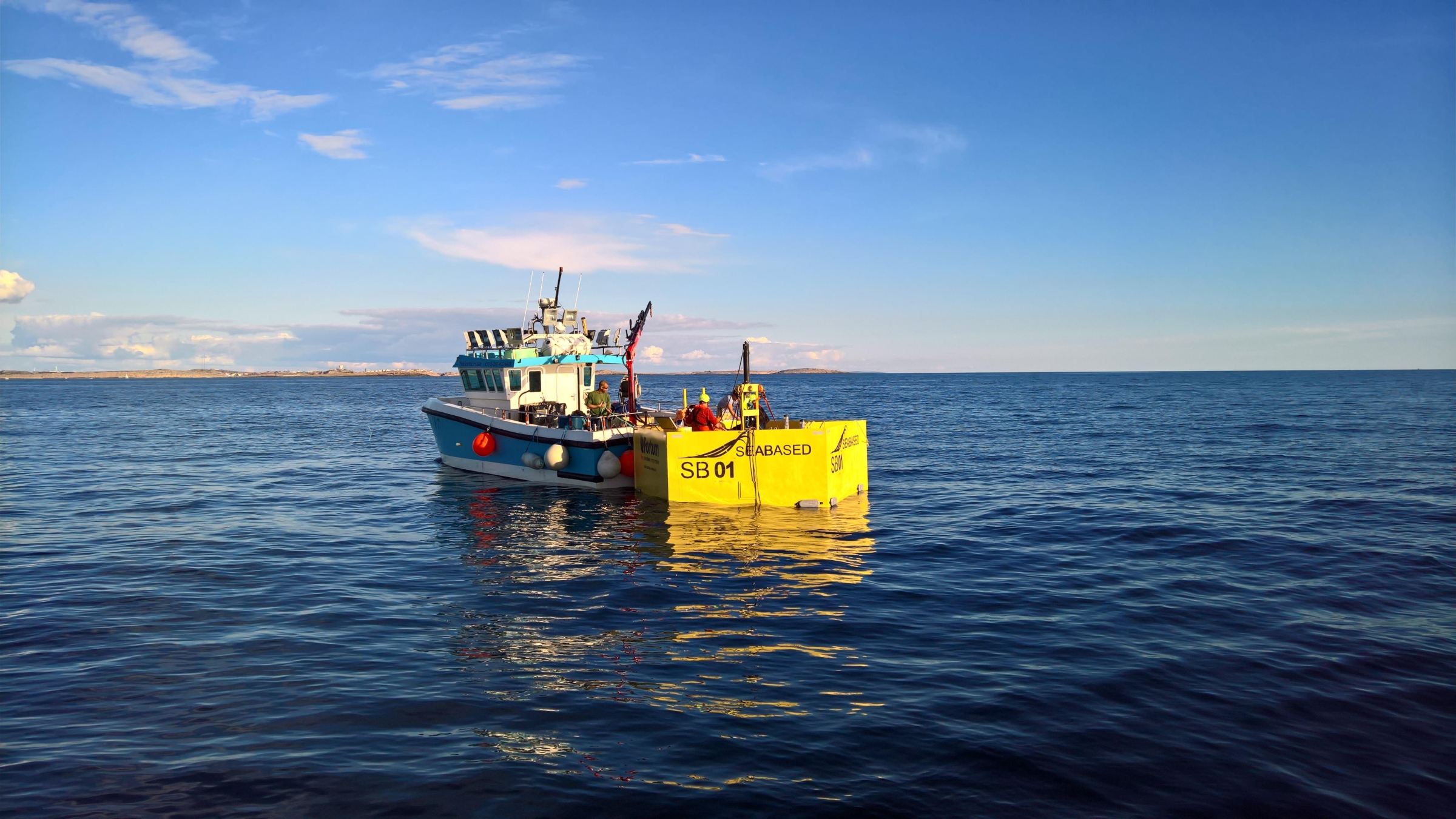 Accelerating Marine Energy Solutions