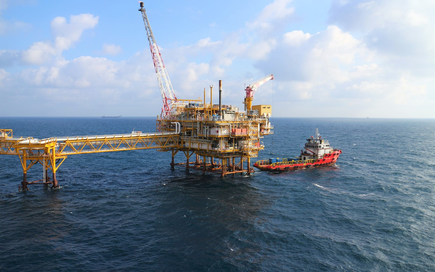 Dutch offshore E&P industry work together to ensure energy supply during COVID-19