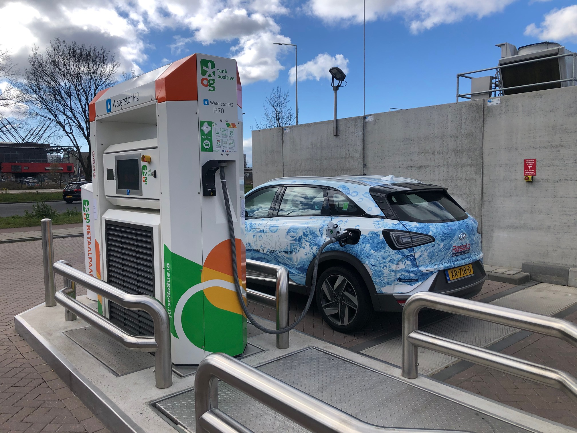 Resato's sustainable vision with hydrogen
