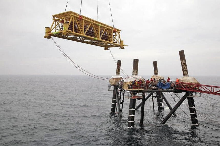 What makes Bronswerk Heat Transfer's Subsea Cooler unique?