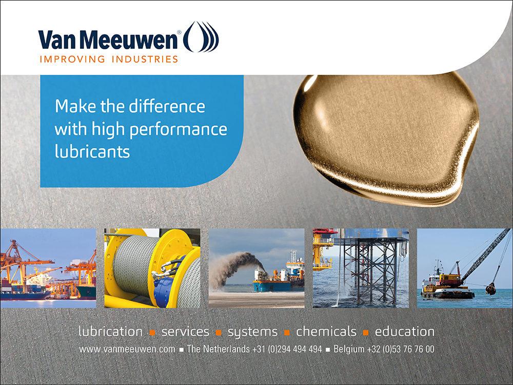 Van Meeuwen Lubrication gaat de samenwerking aan met PANOLIN (biologisch afbreekbare smeermiddelen)