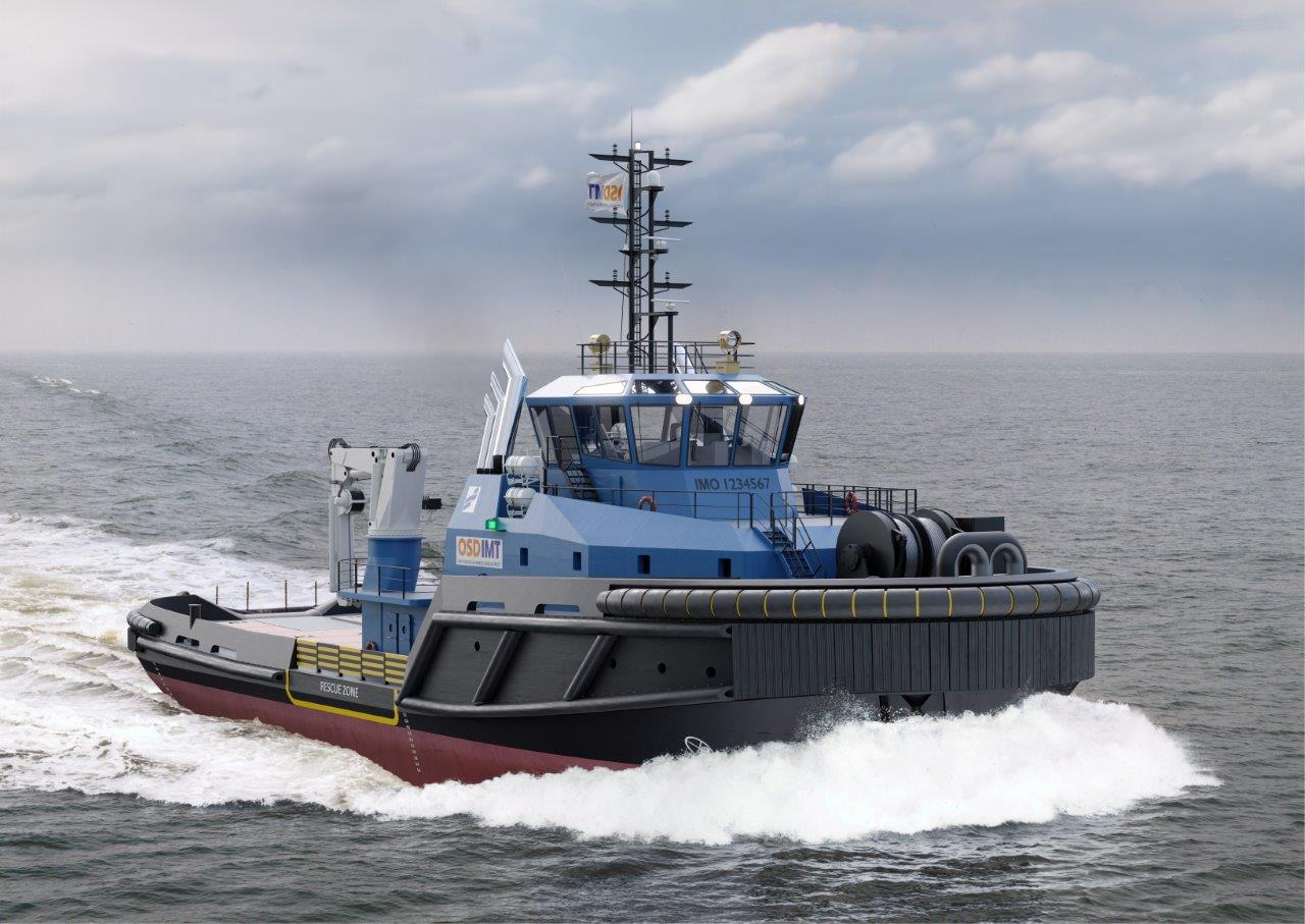 OSD-IMT completes new FLNG supporting MPV4600 design for Smit Lamnalco