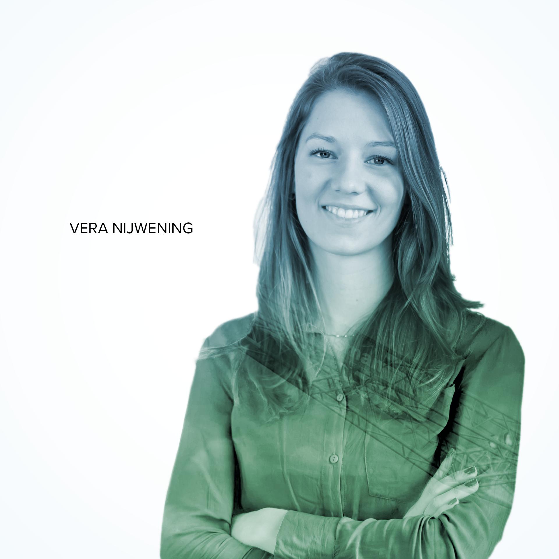 Announcement: Vera Nijwening new Young IRO board member
