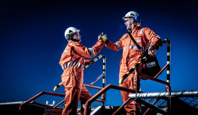 Atlas levert kernploegpersoneel Marinebasis Den Helder