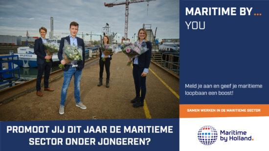 Word jij de nieuwe Maritieme Jongerenambassadeur?